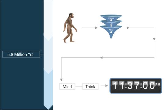 What's Premises? - Instinctive Advantage - 5.8 Million Years Ago