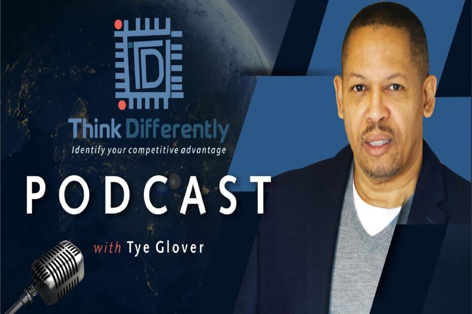 Think Different Nation Podcast by Tye Glover