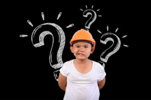 Active Curiosity is second tendency that you should be encouraging in your child; it is their tendency towards pondering or asking questions.