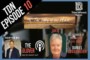 TDN Episode 10 - Live purposefully - recognize your life mission - Daniel Good Enough