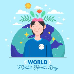 Covid-19 and mental health of Americans - World Mental Health Day - TDN Blog