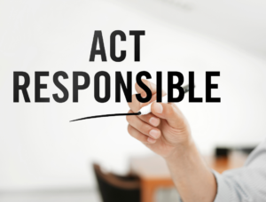 10 ways successful people think differently than others - Take responsibility for your actions and readily accept your mistakes - TDN Blog
