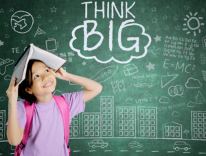 10 ways successful people think differently than others - Think big but remain realistic