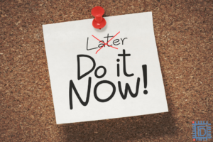 How Procrastination affects productivity & how to overcome it - Do it now strategy - TDN Blog