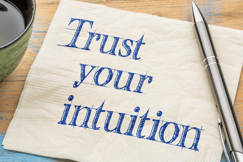 What is intuition and when should you trust in it - TDN Blog