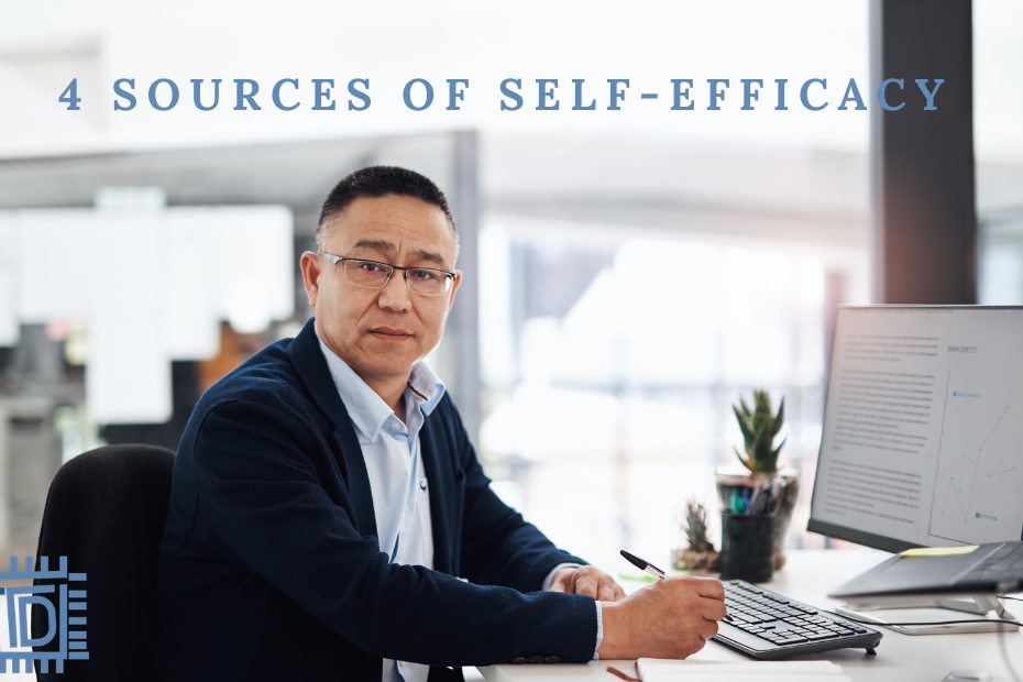 4 sources of self-efficacy and how you can employ them - TDN Blog