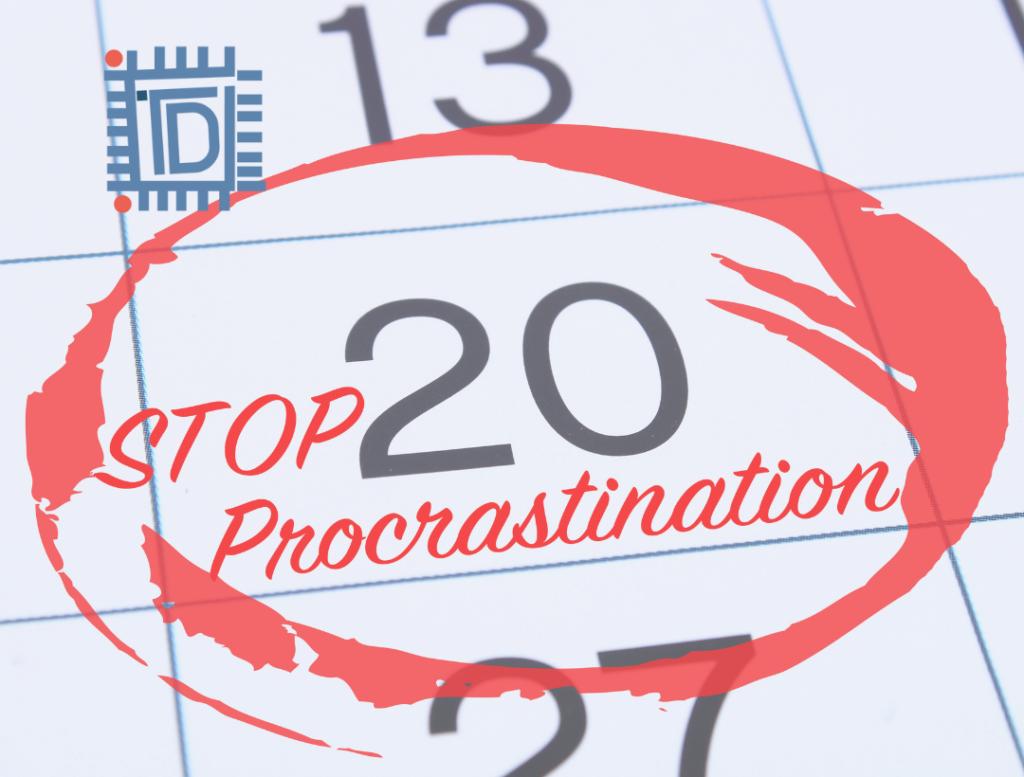Break your procrastination loop – Recognize different procrastination personalities